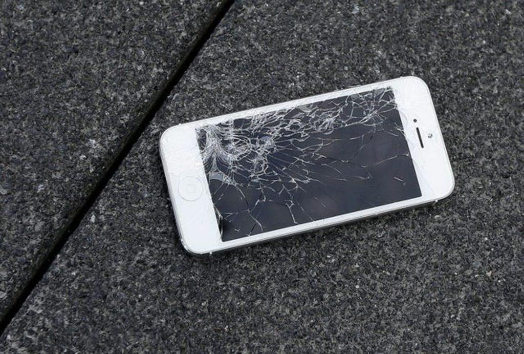 ремонт экрана iPhone