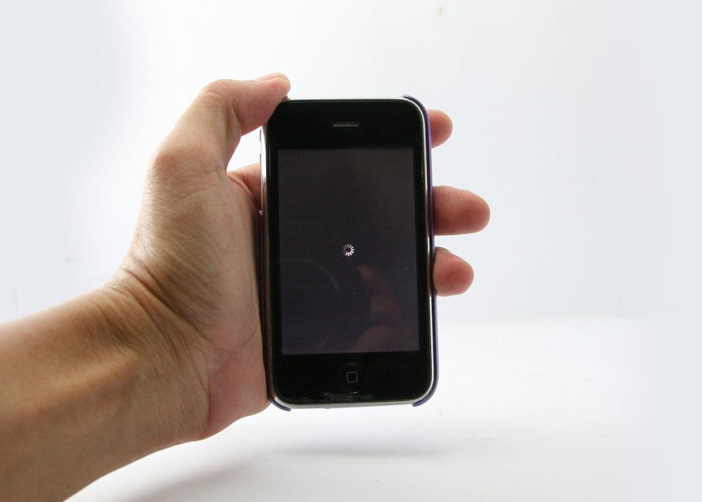 автоматическое отключение телефона