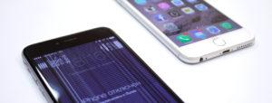 ремонт телефона при неисправном экране