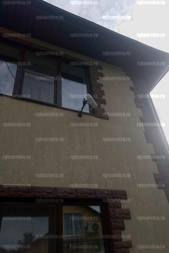 Установка 4g-антенны, загородный дом, Ольгино