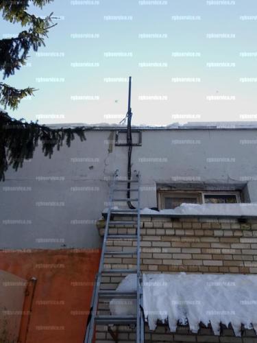 Установка антенны 4G