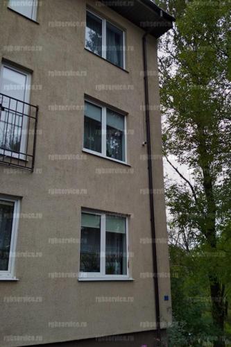 монтаж системы видеонаблюдения на корпус здания