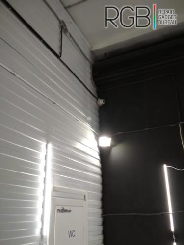 Ночной объект, студия автовинила Chameleon