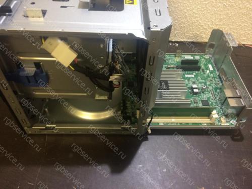 Чистка сервера