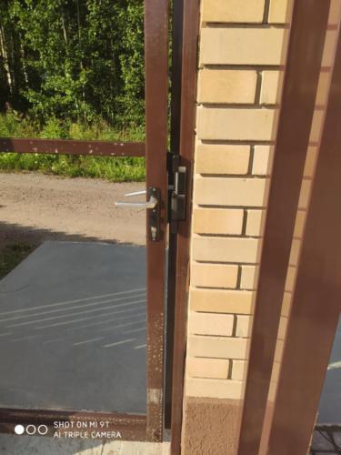 Система контроля и управления доступом для загородного дома