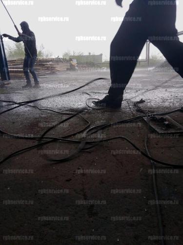 Установка видеонаблюдения промышленный объект г. Мурманск