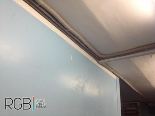 Видеонаблюдение установка на панельный дом