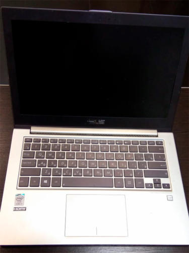 Ремонт петлей ноутбука ASUS