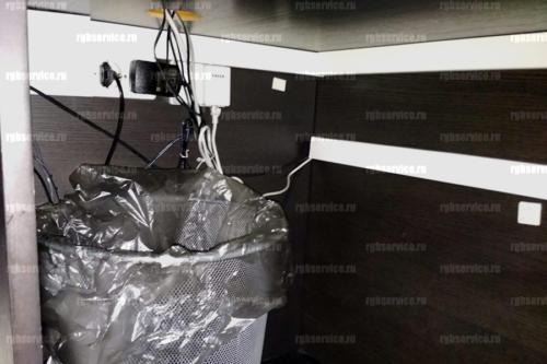 Обслуживание системы видеонаблюдения в салоне красоты