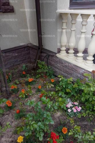 Установка СКУД, загородный дом, Ольгино