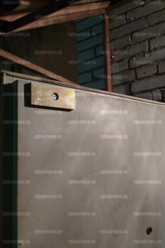 Установка систем контроля доступа